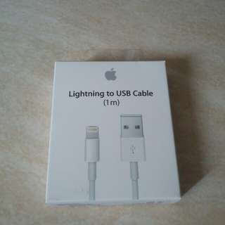 Kabel Chargers Apple