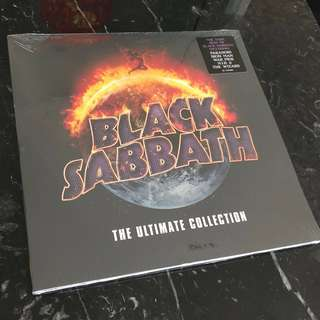 Black Sabbath - Ultimate Collection 4LP. Vinyl Lp. New