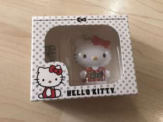 Limited edition hello kitty ez link charm