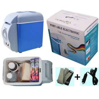 7.5L Portable Car Cooler Fridge/Warmer