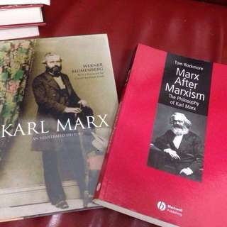 Books on Marx and Marxism