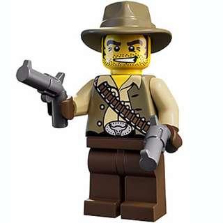 Lego  牛仔