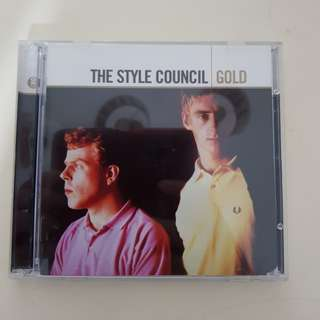 Gold - The Style Council (2 CDs)