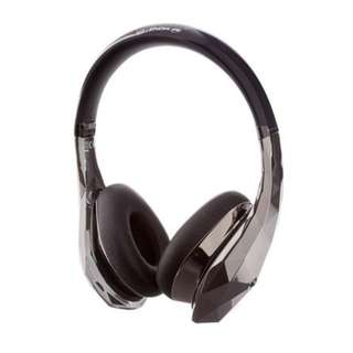 Monster Headphones - DiamondZ Black