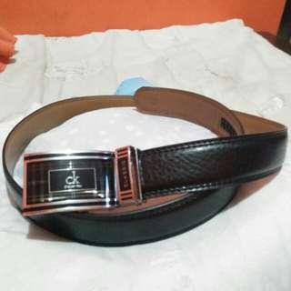 Christian Kery Belt