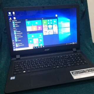 Smooth Acer Aspire Core i5-6th Generation 4gb Ram 500gb Hdd 15.6 inches laptop