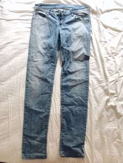 New Dr Denim jeans
