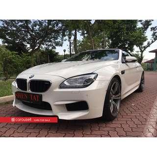BMW M Series M6 Cabriolet