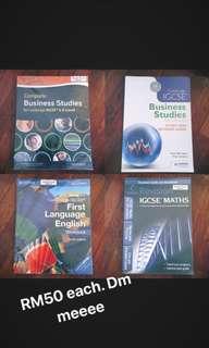 IGCSE BOOKS