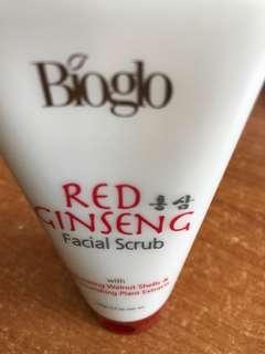 Red ginseng facial Scrub / Bioglo
