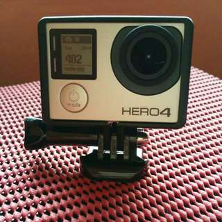 Brand New ABS Plastic Frame for Gopro Hero 4
