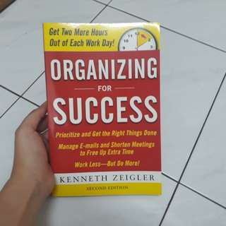 Self management book