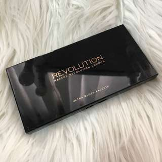 Makeup Revolution Hot Spice Blush Palette