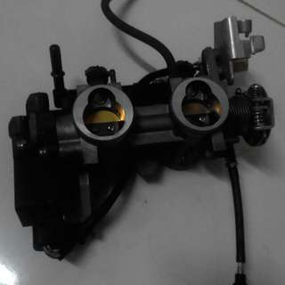 Throttle Body Ninja 250 2012