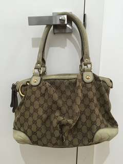 REPRICED Super Worn Out Gucci Guaranteed 100% Authentic