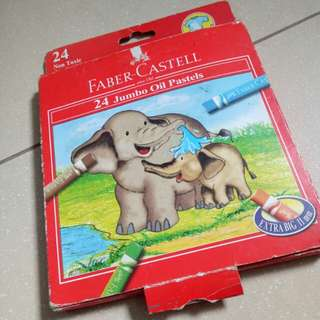 Faber Castell Oil Pastels