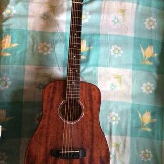 Gitar Akustik Cort Mini AD Mahogany
