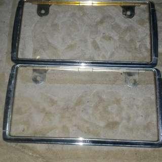 Frame Plate Toyota Crome Gold ae86 ke70 te70 ae70 kp61 ta22 ta28