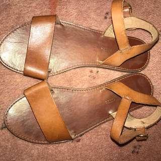 Windsor smith tan sandals