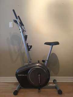 Exercise bike, Indoor bicycle