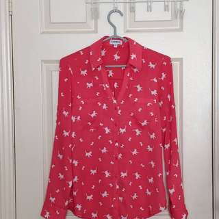 Express Cat Portofino Shirt (size S)