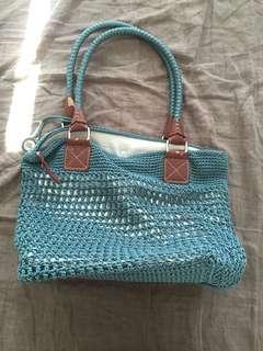 REPRICED The Sak Summer Crochet Tote Bag