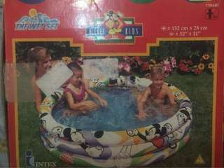 DISNEY: MICKEY & PALS THREE RING POOL: CHECK DESCRIPTION FOR MORE DETAILS