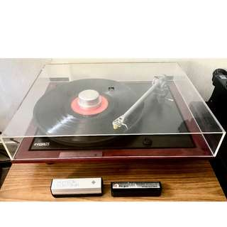 Upgraded Rega Planar 25 Turntable