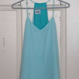 Express Reversible Barcelona Cami (size S)
