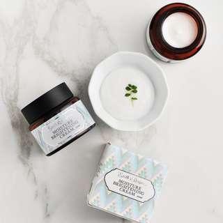 Earth's Recipes - Moisture Brightening Cream