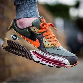 NIKE Air Max Sneaker Custom
