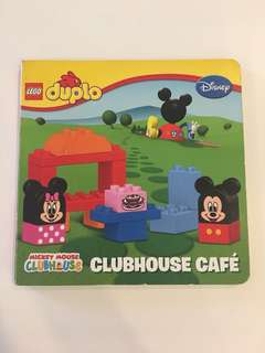 Duplo clubhouse cafe