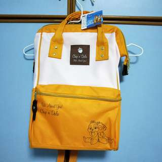 Chip and Dale Disney Backpack Bag