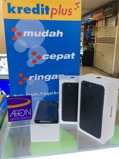 Iphone 7 kredit aeon / kredit plus