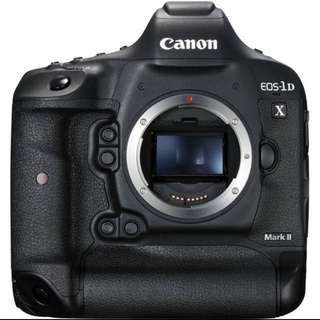 Canon Eos 1D x mk 2 Body only