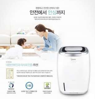 韓國 Winix Air Washer 水濾空氣淨化機