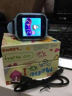 兒童智能手錶彩屏觸摸屏GPS定位電話拍照