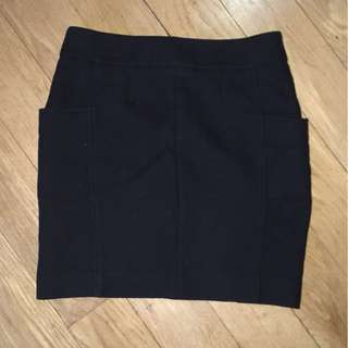 Mackage Collection 🔥 Wool blend mini skirt
