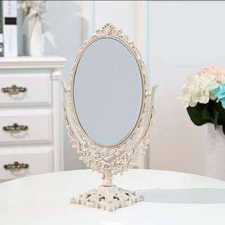 Double-sided Mirror(plane & magnifier)
