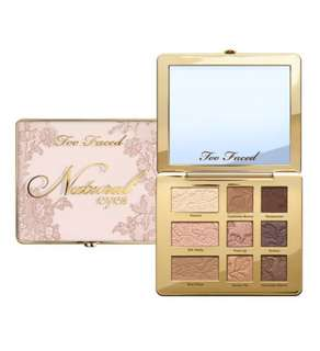 Too Faced It Just Comes Naturally Collection - Natural Eyes
