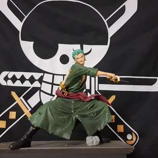 One Piece Zoro Figurine