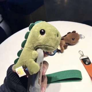 IPhone 3D Dino Plush Toy Case