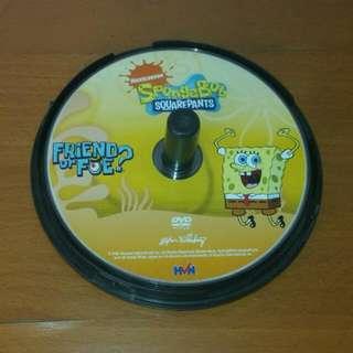 Nickelodeon SpongeBob Squarepants FRIEND or FOE? DVD