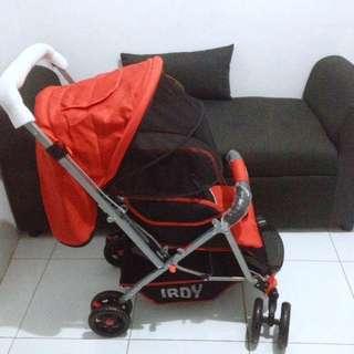 IRDY stroller (brand new)