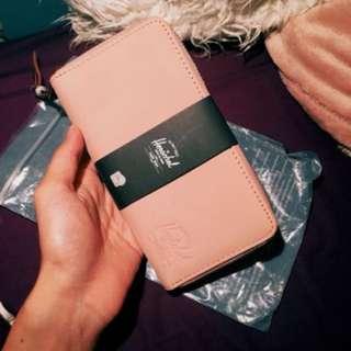 Herschel Ash Rose wallet