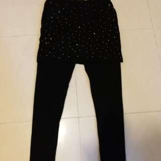 裙褲…XL…超舒服…買大左唔岩著
