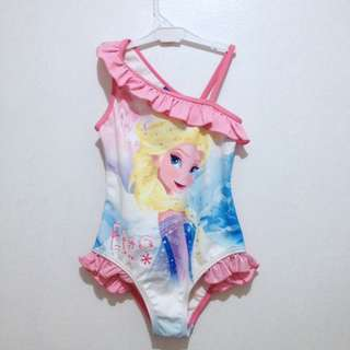 Disney Frozen Bathing Suit Pink