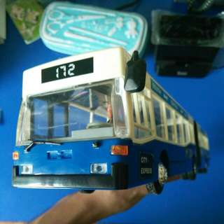 Long Toy Bus