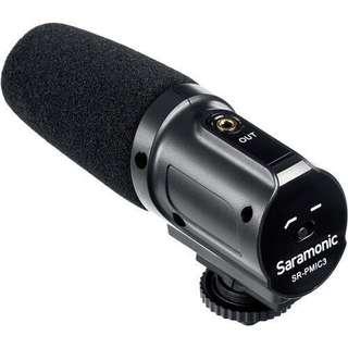 Saramonic Surround Recording Microphone with Integrated Shockmount SR-PMIC3