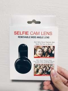 Selfie Camera Lens Removable Wide Angle Lens